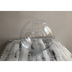 VÁZIČKA KOULE - sklo