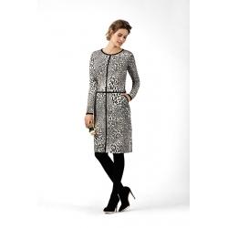 Leopardí šaty Leona