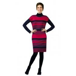 Pruhované šaty Katarina
