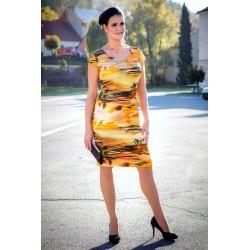 Pouzdrové šaty Verona