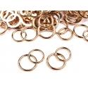 Prsteny na výslužky - zlaté