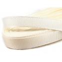 Smetanová stuha taftová šíře 6 mm