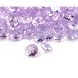 DIAMANTY - fialové