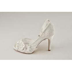 Dámská společenská obuv ivory