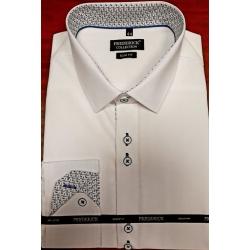 Bílá pánská košile JIŘI