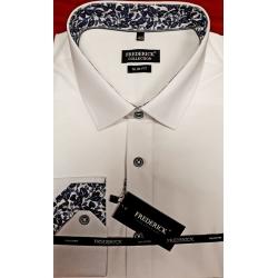 Bílá pánská košile JAN