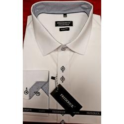 Bílá pánská košile FILIP