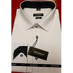 Bílá pánská košile LIBOR