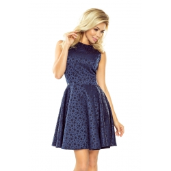 Modré šaty Gulka