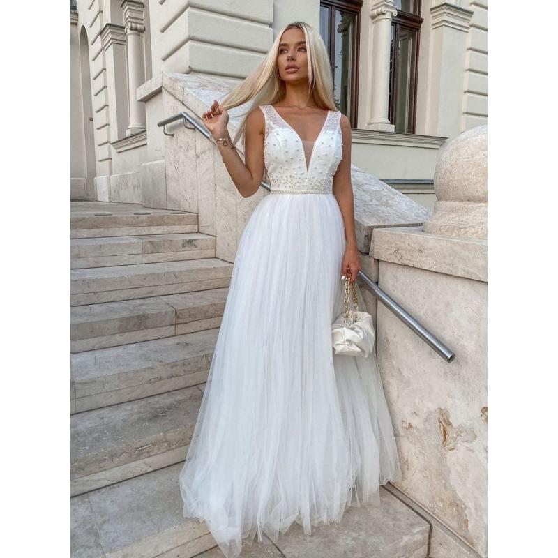 Svatební šaty ZLATY